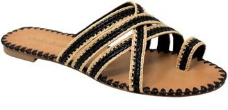 Charles by Charles David Charles David Strappy Toe Thong Slide Sandals -Session