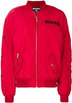 House of Holland padded jacket
