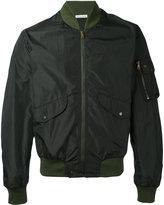 Tomas Maier pocket bomber jacket