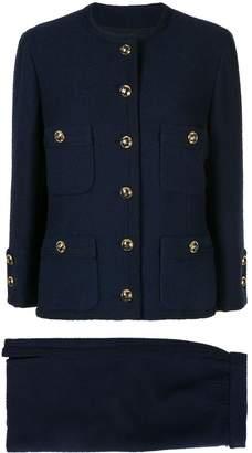 Chanel Pre-Owned CC setup suit jacket skirt