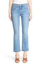 Derek Lam 10 Crosby Women's 'Gia' Crop Flare Jeans
