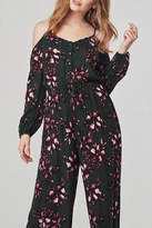 BB Dakota Adaline Floral Jumpsuit