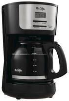Mr. Coffee 12 Cup Programmable Coffeemaker - Black BVMC-FLX23