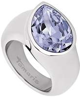 Tamaris Women Stainless Steel Cubic Zirconia Rings
