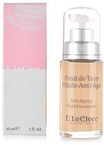 T. LeClerc T.leclerc Anti-Ageing Fluid Foundation SPF20 30ml