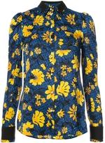Altuzarra Marlowe Floral Button Down Shirt