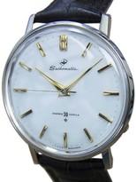 Seiko Seikomatic Stainless Steel Vintage 37mm Mens Watch
