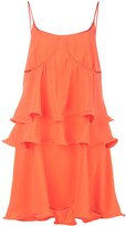 Thumbnail for your product : Sies Marjan Ruffle Detail Dress