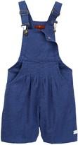 7 For All Mankind Linen Short-All (Little Girls)