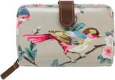 Cath Kidston British Birds Folded Zip Wallet