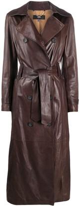 Arma Nataly double breasted coat