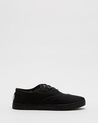 Toms Cordones Sneakers - Womens