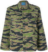 MiH Jeans Tiger Camouflage shirt