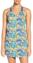 Maaji Women's 'Bloom Bastic' T-Back Cover-Up Dress