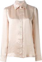 Lanvin silky shirt - women - Acetate - 36