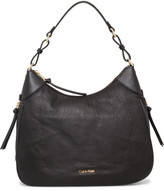 Calvin Klein ANGELINA PEBBLE HOBO