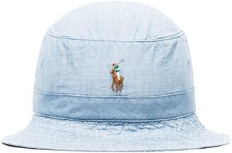 Polo Ralph Lauren Loft logo bucket hat