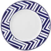 Mikasa Cadence Zigzag Salad Plate