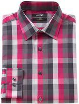 Apt. 9 Men's Modern-Fit Patterned Stretch Dress Shirt