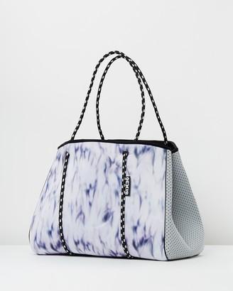 Six30 Marble Neoprene Tote Bag