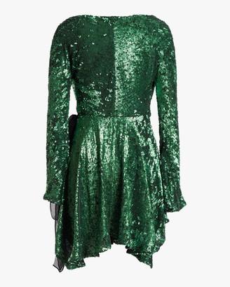 Maria Lucia Hohan Gallia Sequin Mini Dress