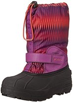 Columbia Youth Powderbug Forty Print Winter Boot (Little Kid/Big Kid)