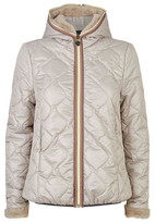 Puffa James Lakeland Short Quilted Coat