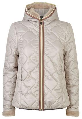 Puffa James Lakeland Short Quilted Coat