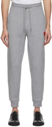 HUGO BOSS Grey French Terry Lounge Pants