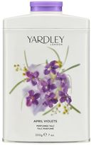 Yardley London April Violets Talc 200g