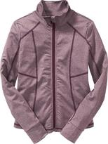 Old Navy Go-Dry Performance Full-Zip Jacket for Girls