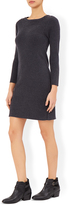 Monsoon Mia Long Sleeve Knitted Dress