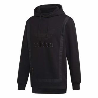 adidas Men's Warmup Hoodie Sweatshirt