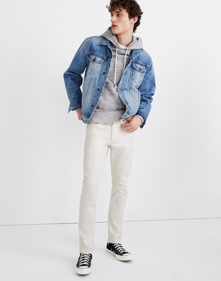 Madewell Slim Authentic Flex Jeans in Lighthouse Wash
