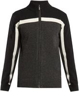 LACROIX Zip-through wool sweater