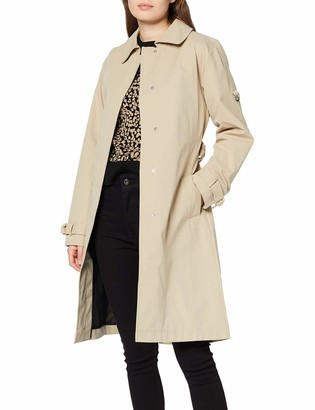 Find. Amazon Brand Women's Belted Coat