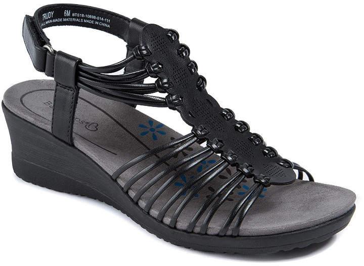 0123ea9c78fda Baretraps Trudy Wedge Sandals Women Shoes