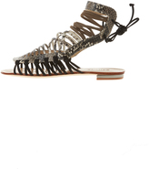 Schutz Strappy Gladiator Sandals