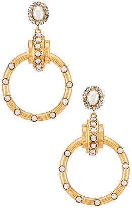 Elizabeth Cole Aubree Earrings