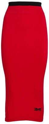 Reebok x Victoria Beckham Seamless Midi Skirt