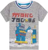 Marc Jacobs Space Robot Printed T-Shirt