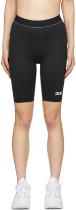 Reebok x Victoria Beckham Black Cycling Shorts