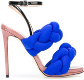 Marco De Vincenzo Hill sandals - women - Leather/Neoprene - 36