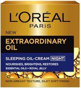 L'Oreal New L'Oréal Paris Extraordinary Oil Sleeping Oil-Cream Night 50ml