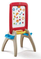Step2 Marker Tray Folding, Magnetic Double Sided Board Easel