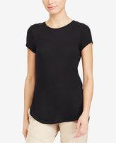 Lauren Ralph Lauren Jersey Crew-Neck T-Shirt