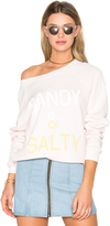 Wildfox Couture Sandy & Salty Top