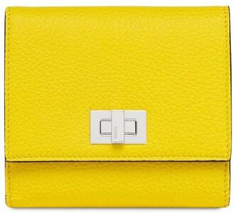 Fendi JP Peekaboo wallet