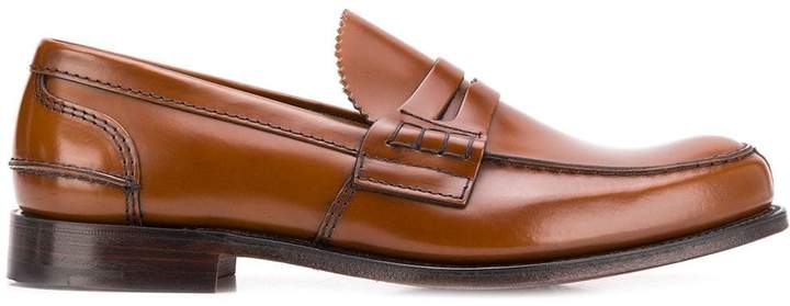 Church's Tunbridge penny loafers