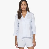 James Perse Laundered Cotton Night Shirt
